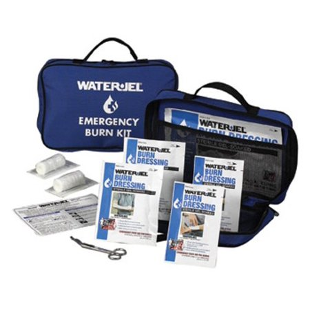 Medique - 86601 WATER-JEL Large Soft-Sided Burn First Aid Kit