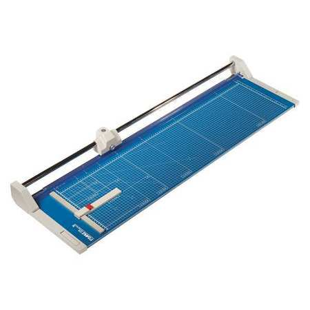 DAHLE 556 Professional Rolling Trimmer,37-3/4in L Premium Rolling Paper Trimmer