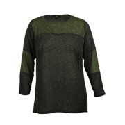 AGB Women's Long Sleeve Sweater