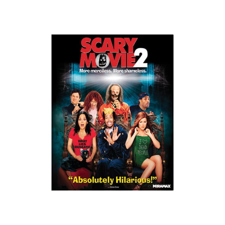 Scary Movie 2 (Blu-ray)](Scary Movies To Rent For Halloween)