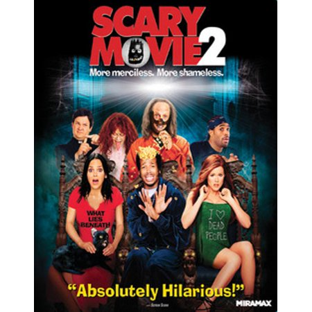 Scary Movie 2 (Blu-ray) - Good Not Too Scary Halloween Movies