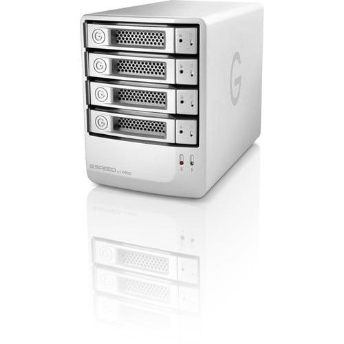 G-Tech 0G04019 G-SPEED eS Pro 32000GB Silver NA