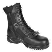 Rothco  Forced Entry Black Tactical Boots w/Zip & Composite Toe