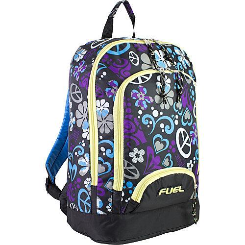 Eastsport Triple Pocket Backpack