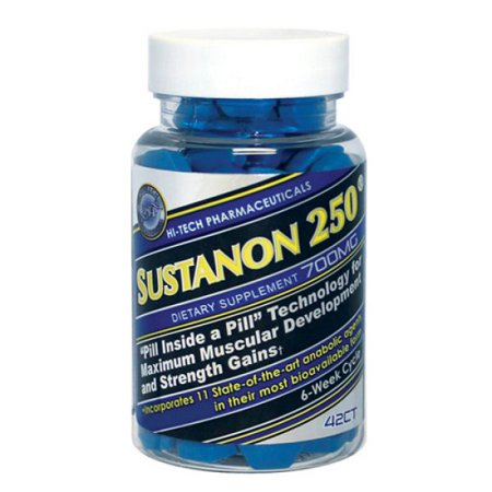 Hi-Tech Pharmaceuticals Sustanon 250 - 42 Tabletas