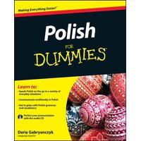 For Dummies: Polish for Dummies (Paperback)