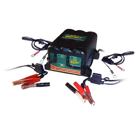 Battery Tender 2 Bank Battery Management System