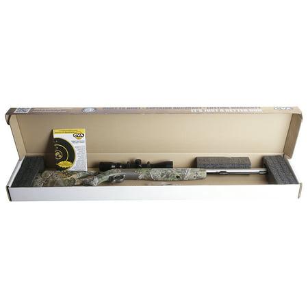 Optima V2 TH SS, CAM 50CAL Rifle W Scope