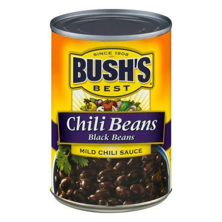Upc 039400015024 Bush S Chili Beans Black Beans In Mild