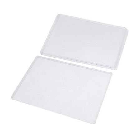 (3pcs Clear Plastic B6 Badge Credit ID Card Holder Cover Protector)