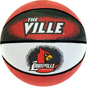 "Game Master NCAA 7"" Mini Basketball, Louisville Cardinals by Gulf Coast Sales"