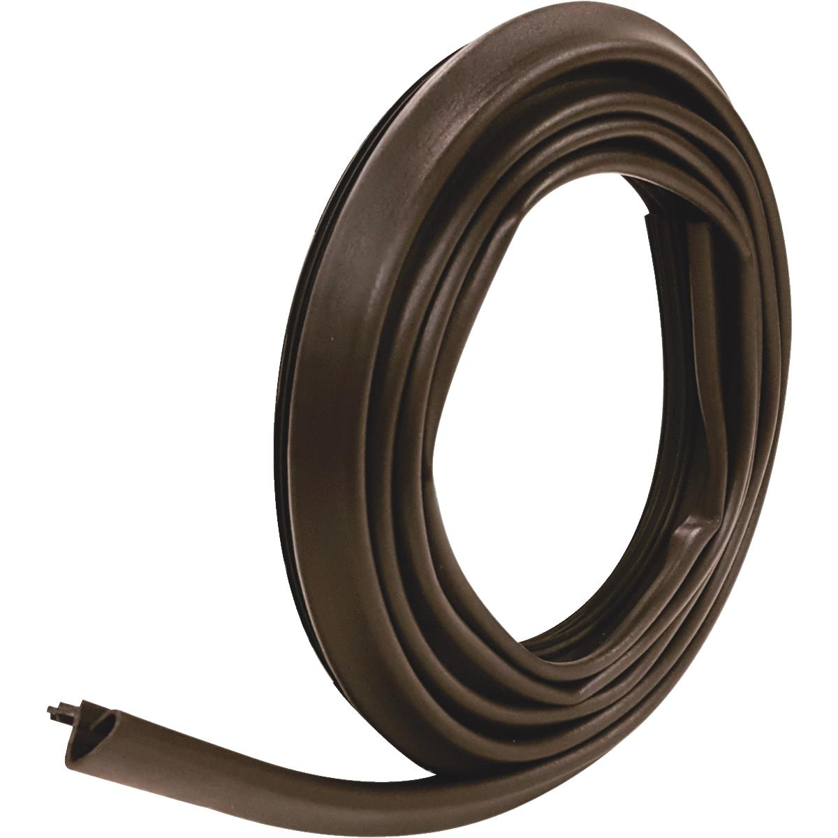 7' Brown Weatherstrip, PartNo ES184B, by Thermwell, Single Unit