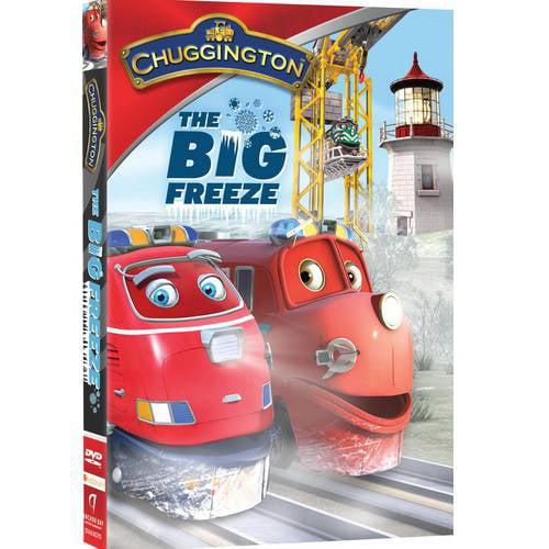 Chuggington: The Big Freeze (Widescreen)