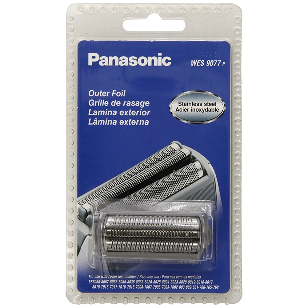 Panasonic WES9077P Men's Electric Razor Replacement Outer Foil