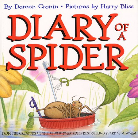 Diary Of A Spider - Audiobook