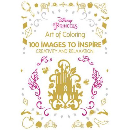 Art of Coloring Disney Princess: 100 Images to Inspire Creativity and Relaxation - Printable Disney Princess Halloween Coloring Pages