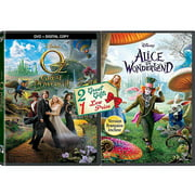 Oz The Great And Powerful / Alice In Wonderland