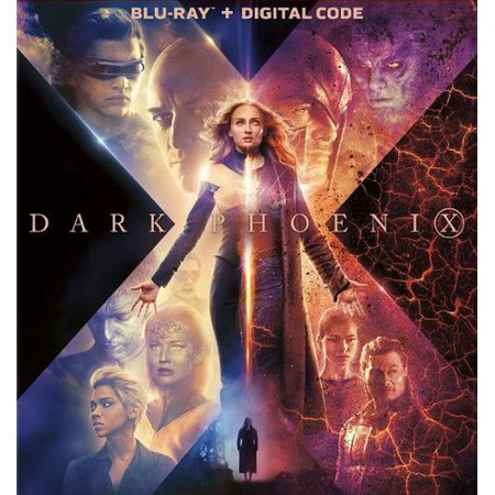 X-men: Dark Phoenix (Blu-ray) (Jessica Chastain The Disappearance Of Eleanor Rigby)