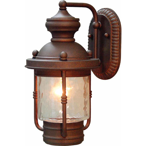 Volume Lighting Sterling 1-Light Outdoor Wall Lantern