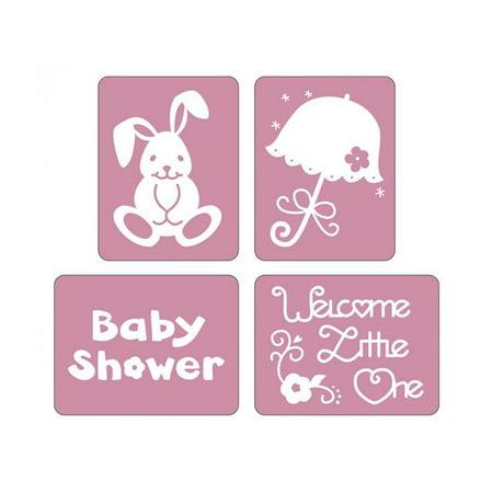 Sizzix RBright TI Emboss Folder Baby #4