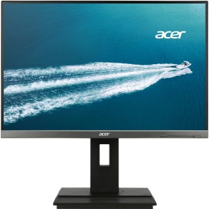 "Acer B246HYL 23.8"" FullHD 1920x1080 LED LCD VA Monitor with 2x 4W Speakers"