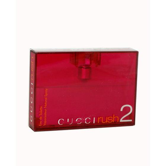 5e3e4d90996 Gucci - Gucci Rush 2 Eau de Toilette Spray 1.6 Oz By Gucci - Walmart.com
