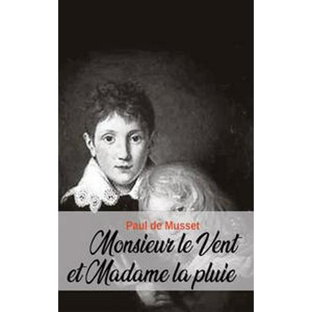 Monsieur le Vent et Madame la pluie - eBook - Monsieur Et Madame Halloween