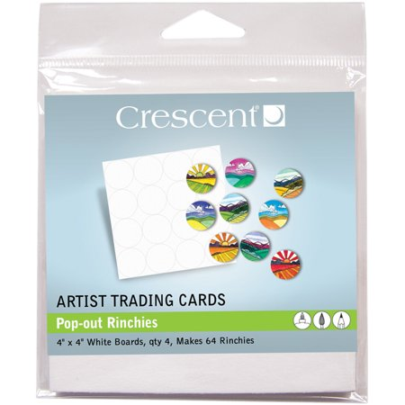 Crescent Artist Trading Cards 4