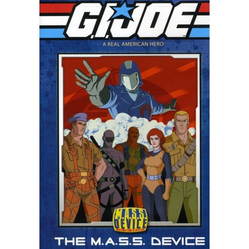 G.I. Joe: A Real American Hero - The M.A.S.S. Device (Full Frame)