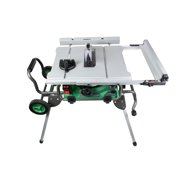 Best Table Saws - Metabo HPT C10RJ 10-Inch Jobsite Table Saw, Class-Leading Review