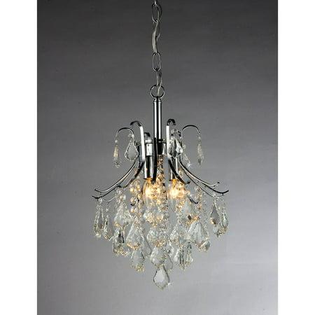 Warehouse of Tiffany Castle RL3629 Crystal Pendant Light