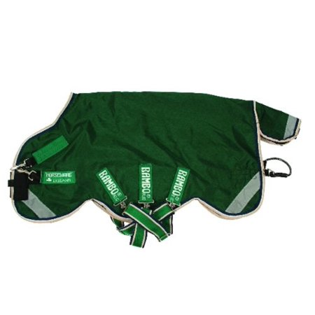 - Horseware Rambo Original Leg Arch Sheet (Green/Silver, 72