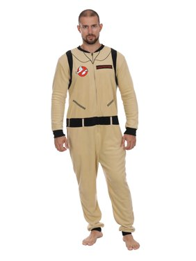 Product Image Ghostbusters Family Men s Women s Marshmellow Hooded Union  Suit Pajama Costume 1e984ff23