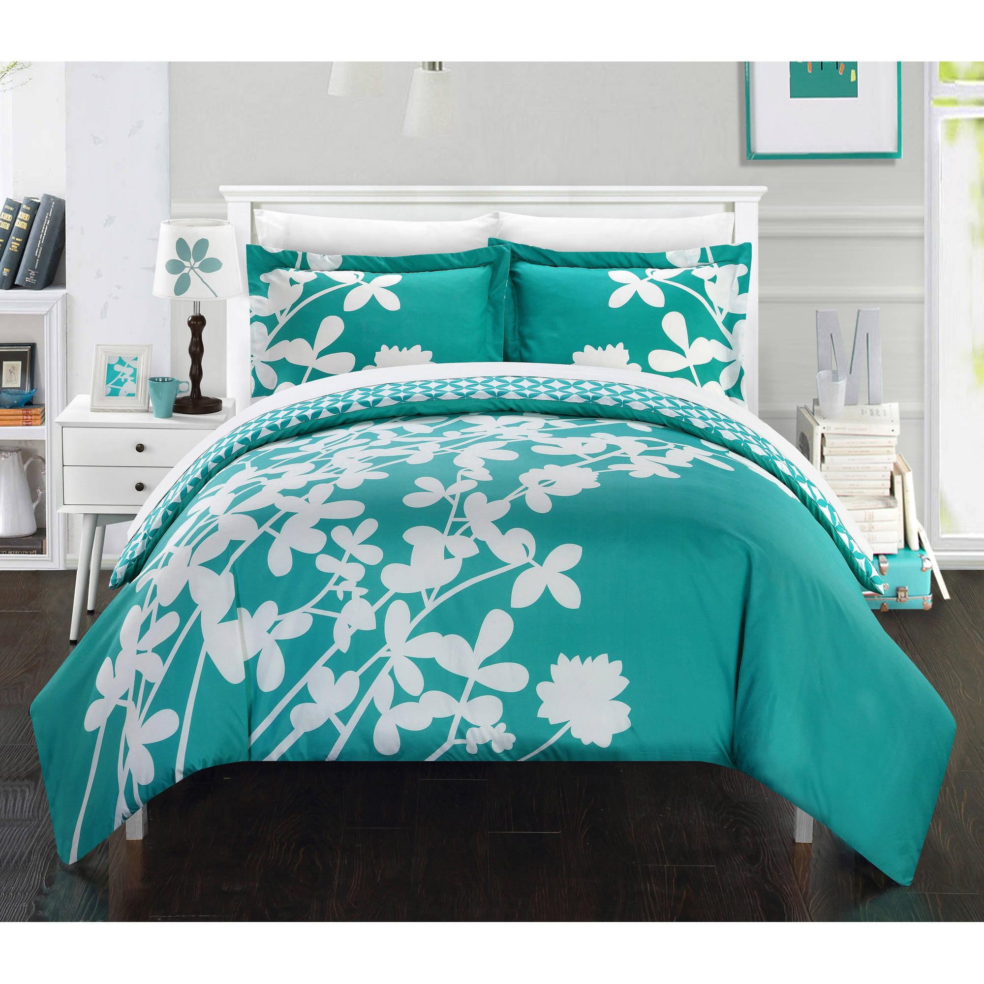 Walmart Com Bedroom Furniture: Casa Blanca 7-Piece Bedding Duvet Cover Set