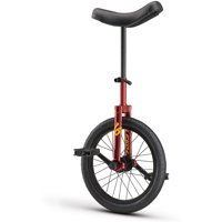 "Raleigh 24-37-209 Unistar 20, Steel 20"" Wheel Unicycle Height Adjustment - Red"