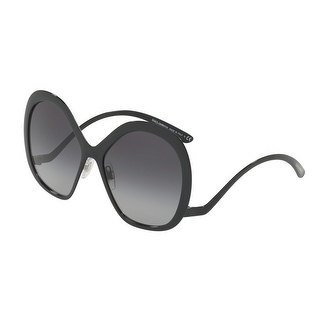 10635d48e0c1 Dolce & Gabbana - Authentic Dolce & Gabbana Sunglasses DG2180 01/8G Black  Frames Gray Lens 57MM