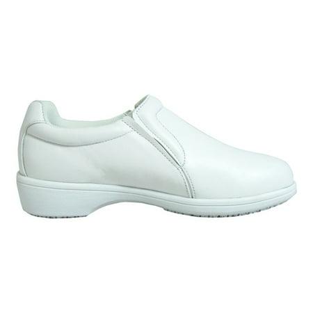 Women's Genuine Grip Footwear Slip-Resistant Slip-on (Pony Ladies W Footwear)