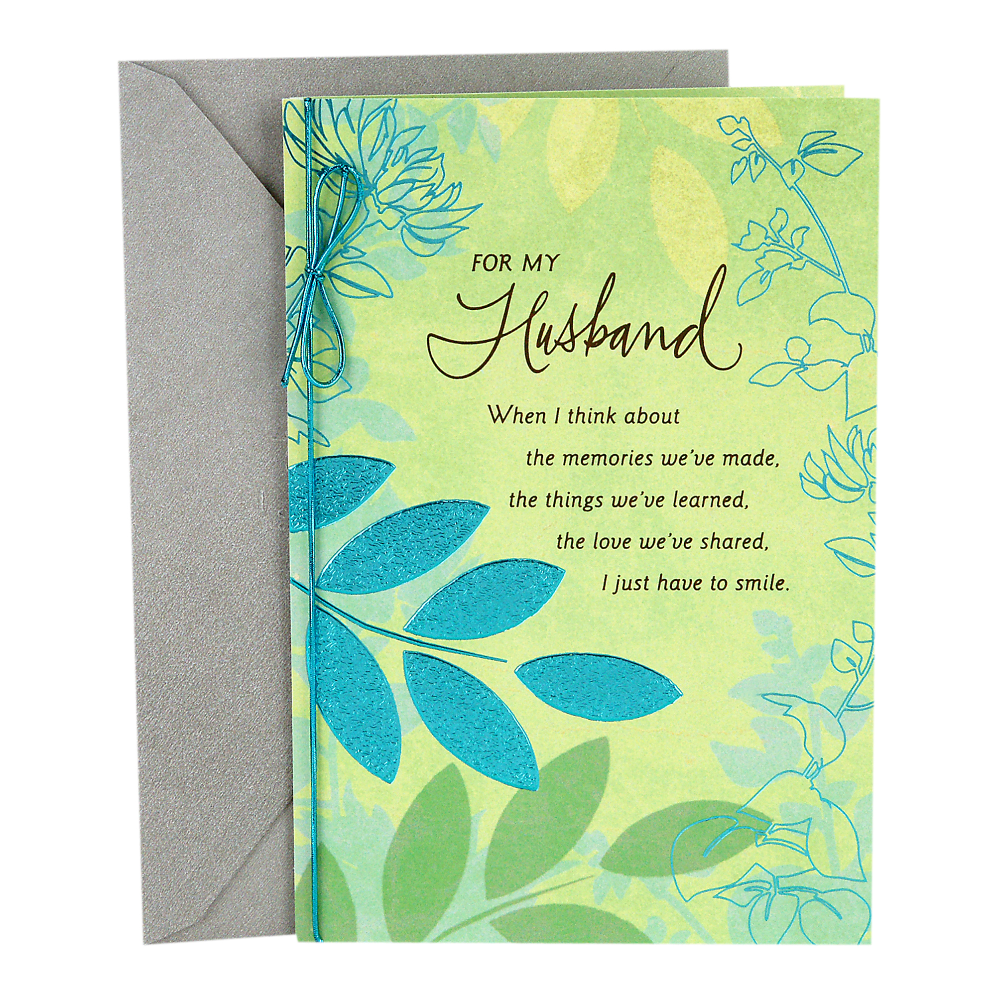 Hallmark Sweet And Good Man Fathers Day Greeting Card For