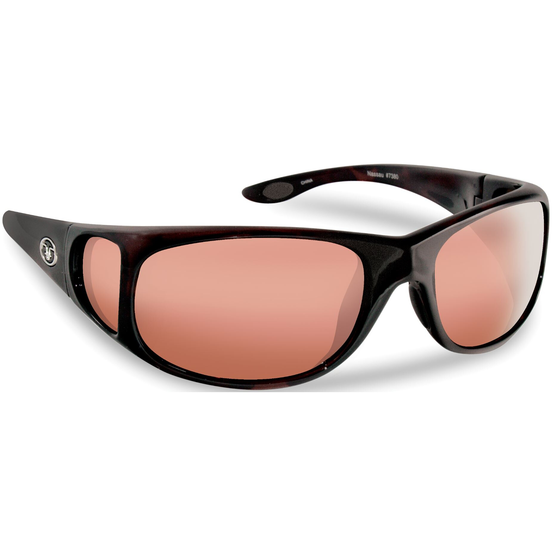 e9a278643d Flying Fisherman - Nassau Polarized Sunglasses - Walmart.com