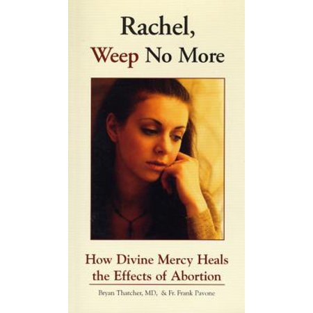 Divine Mercy Pocket (Rachel Weep No More : How Divine Mercy Heals the Effects of Abortion)
