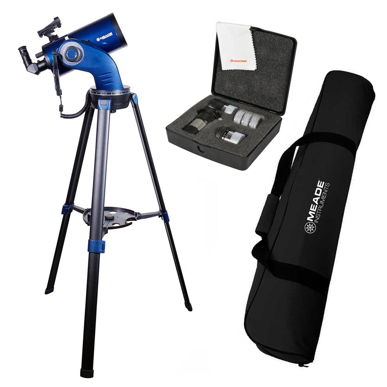 Meade StarNavigator 125mm Telescope (218006) W Astromaster Eyepieces Kit by Meade