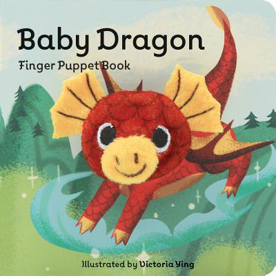 Dragon Baby (Baby Dragon Finger Puppet Book (Board)
