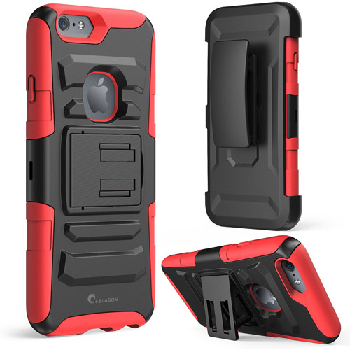 iPhone 6 plus I-blason prime series dual-layer holster case