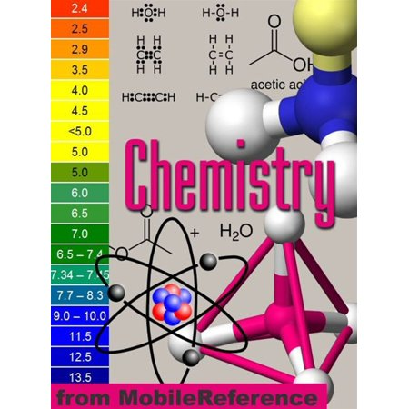 Structure Series - Chemistry Study Guide: Atom Structure, Chemical Series, Bond, Molecular Geometry, Stereochemistry, Reactions, Acids And Bases, Electrochemistry. (Mobi Study Guides) - eBook