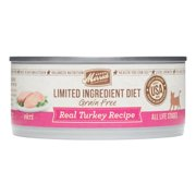 Merrick LID Real Turkey All Life Stages Wet Cat Food, 5 Oz