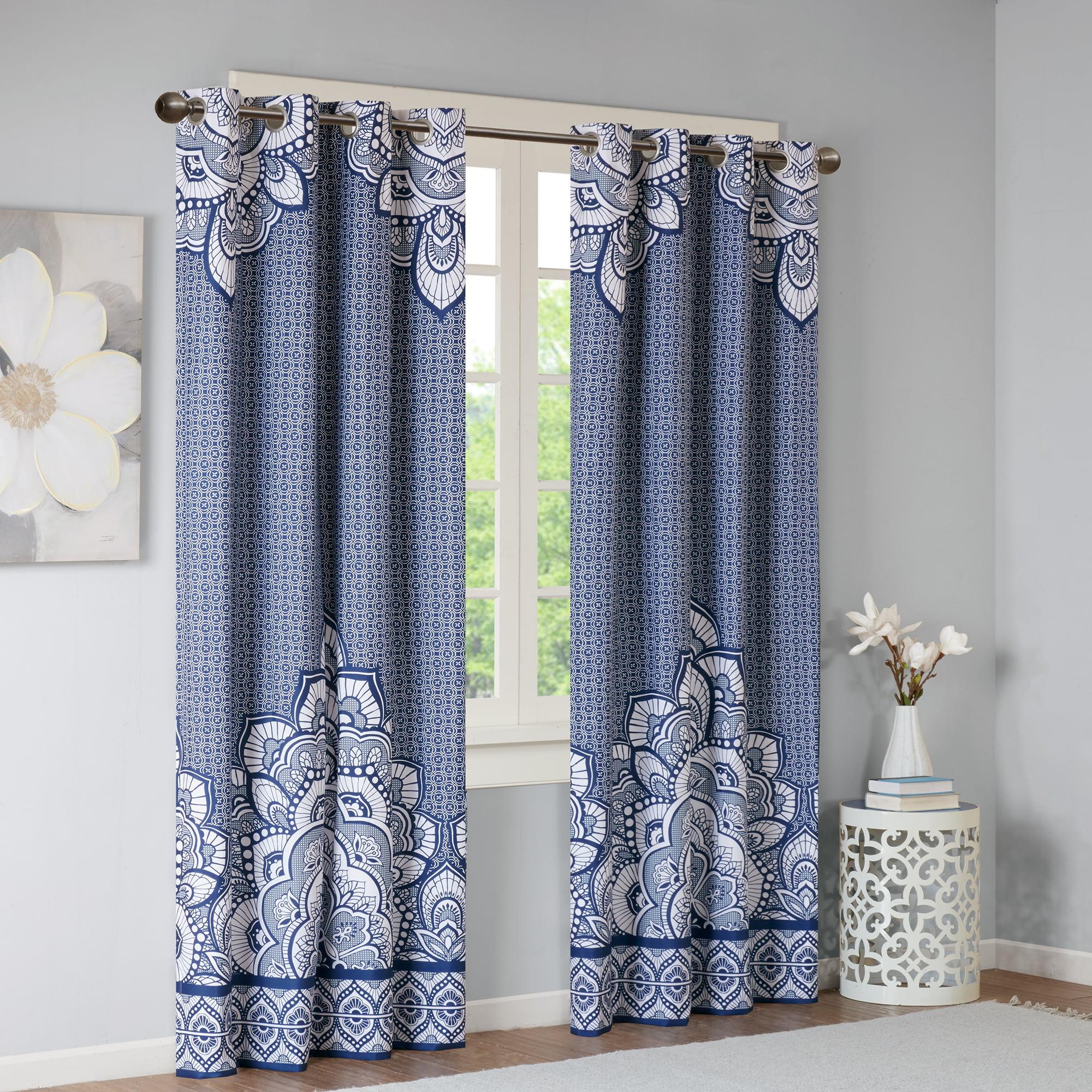 Bedroom Window Curtain Curtains Window Treatments Walmartcom