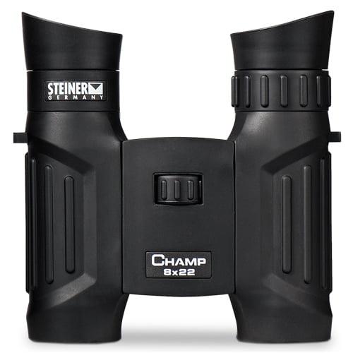 Steiner 8x22 Champ Clam Pack Binocular 2114
