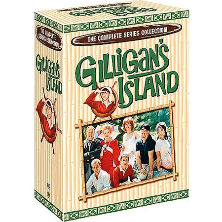Gilligan's Island: The Complete Series Collection](Ginger Gilligans Island)