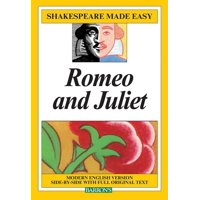 Shakespeare Made Easy (Paperback): Romeo & Juliet (Paperback)