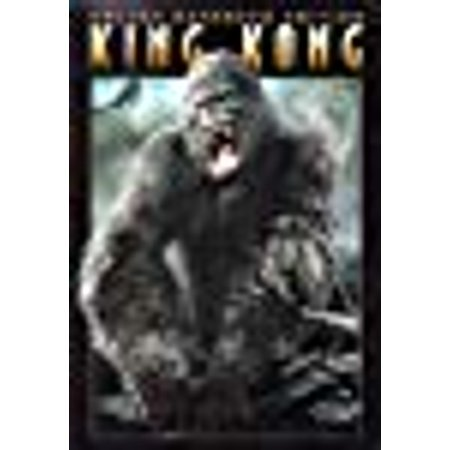 KING KONG [DVD BOXSET] [3-DISC DELUXE EXTENDED VERSION] - Halloween Extended Version